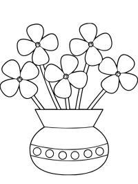 bloemen kleurplaten gratis kleurplaten printen