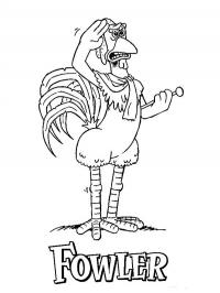 Fowler (Chicken Run)